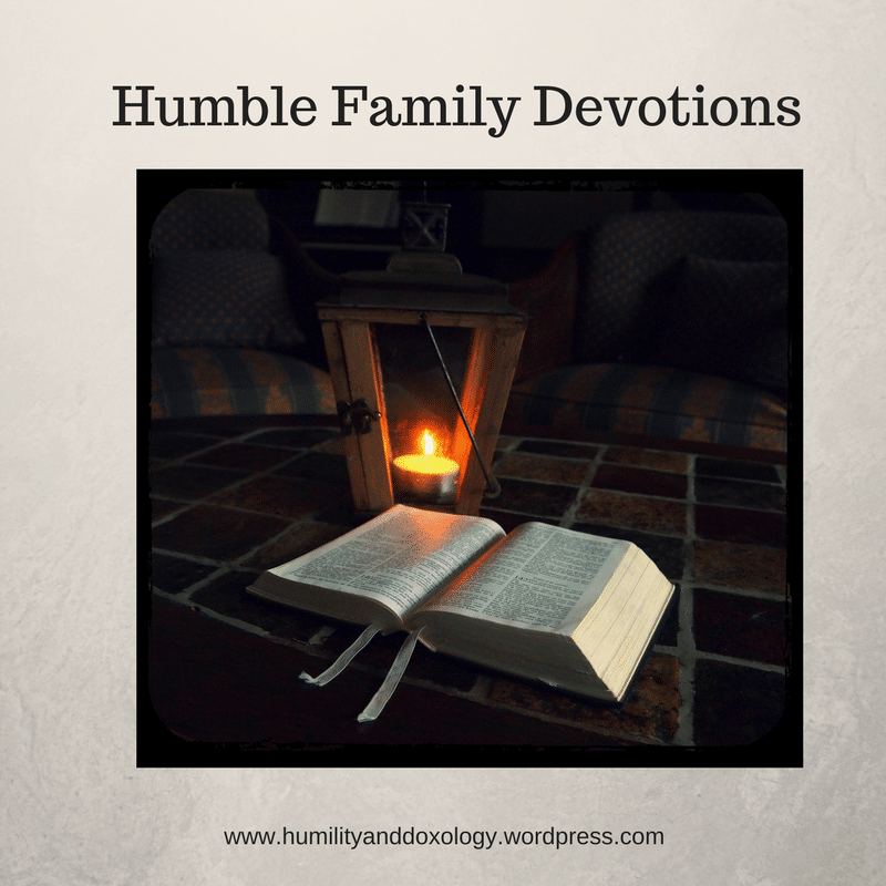 humble family worship