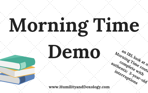 Morning Time Demo