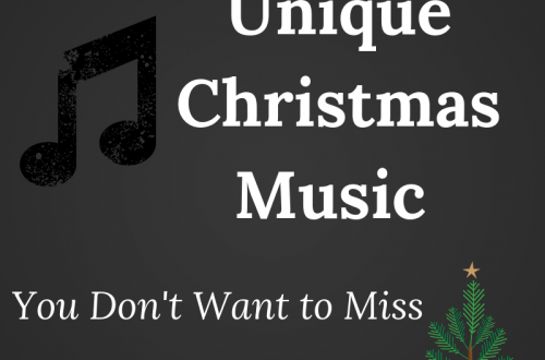 unique Christmas music