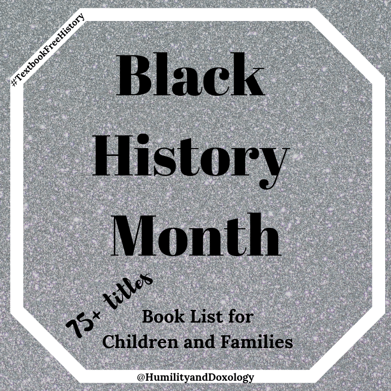 Black History Month Children's Books Living Books Picture Books
