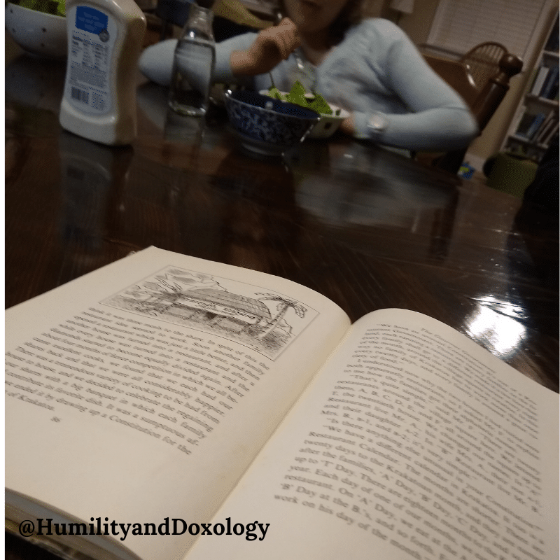 Homeschool Day in the Life Read Aloud