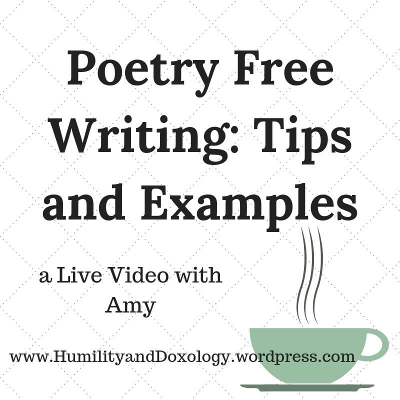 Playing with Words: Poetry Free Writing, Homeschooling