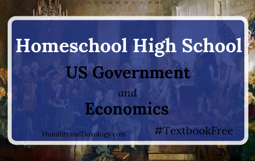 Homeschool High School US Government and Economics