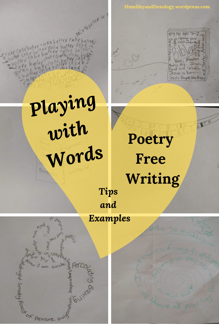 Playing with Words_ Poetry Free Writing Tips and Examples, Homeschooling