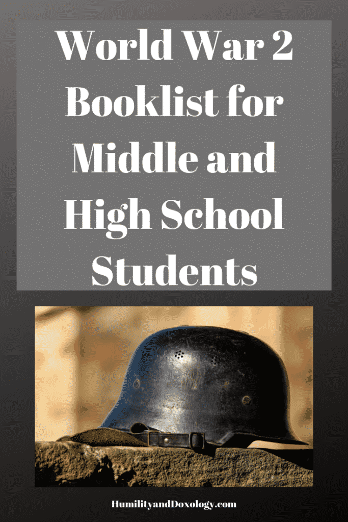 WW2 book list