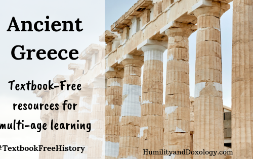 Ancient Greece Textbook Free