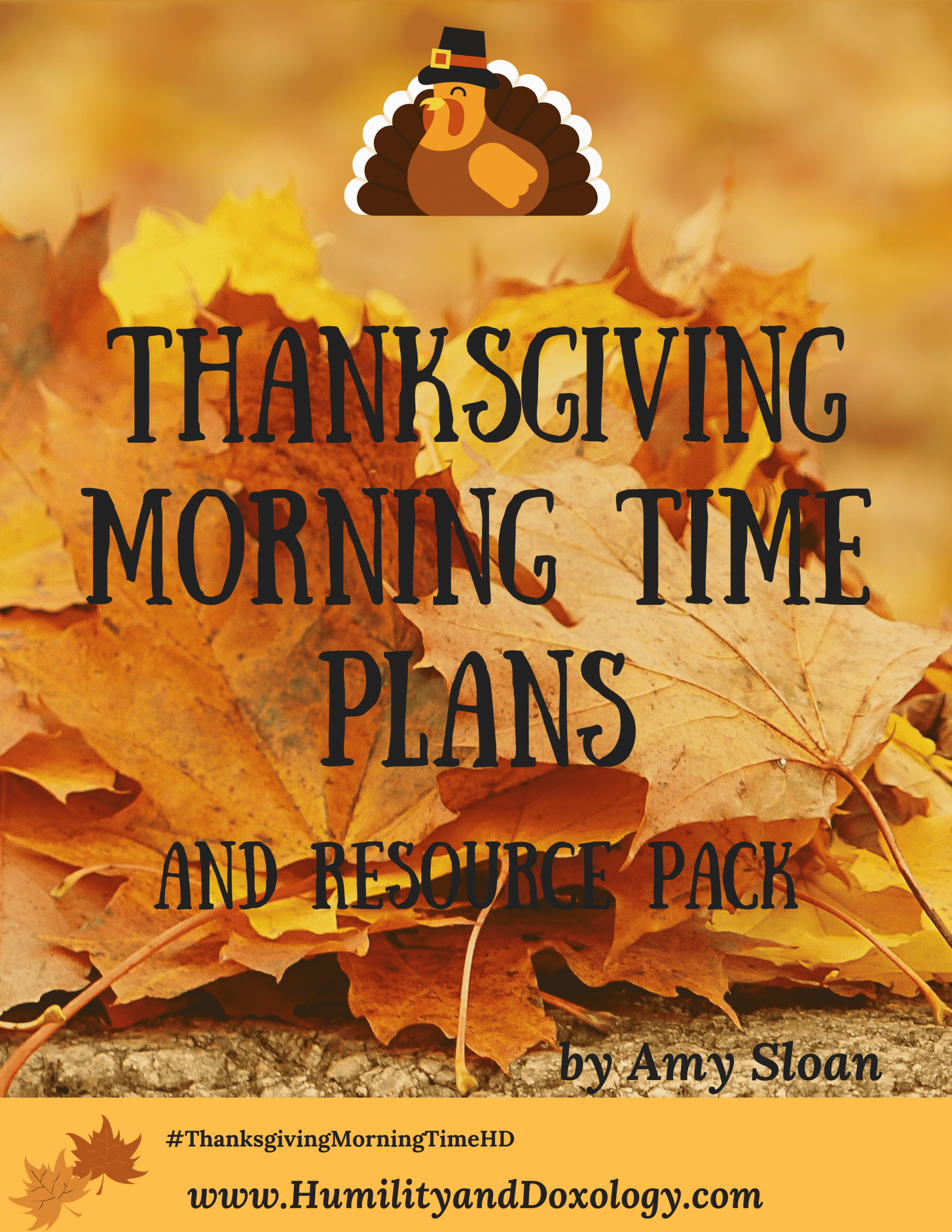 Thanksgiving Morning Time Plans