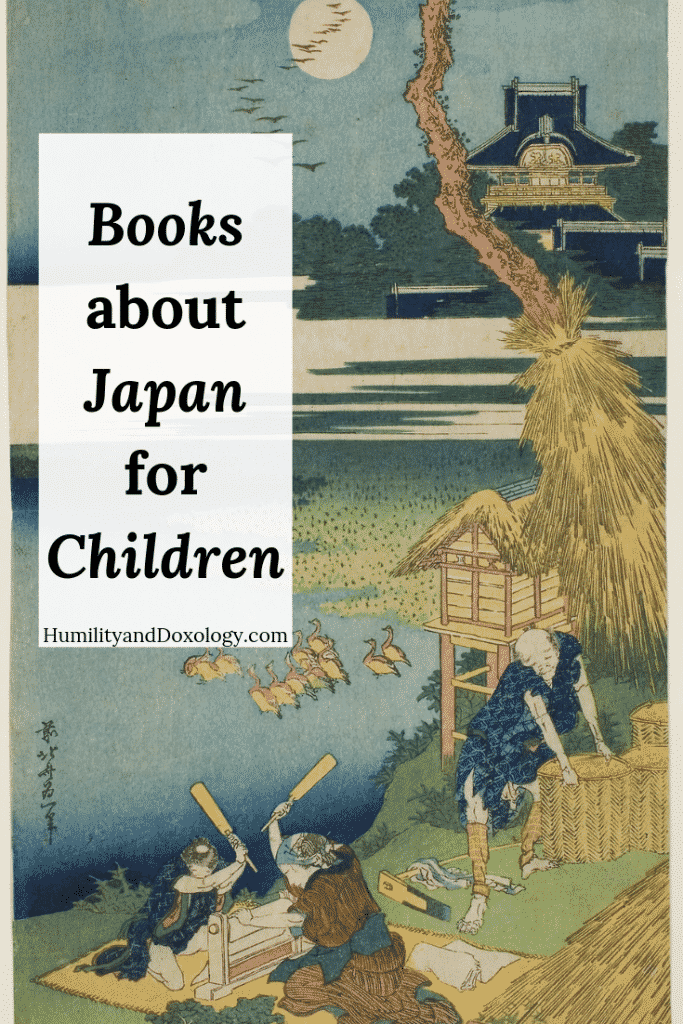 Books about Japan for Children