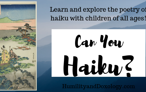 Haiku Homeschool Children