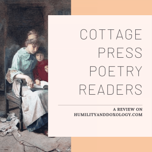 Cottage Press Poetry Readers