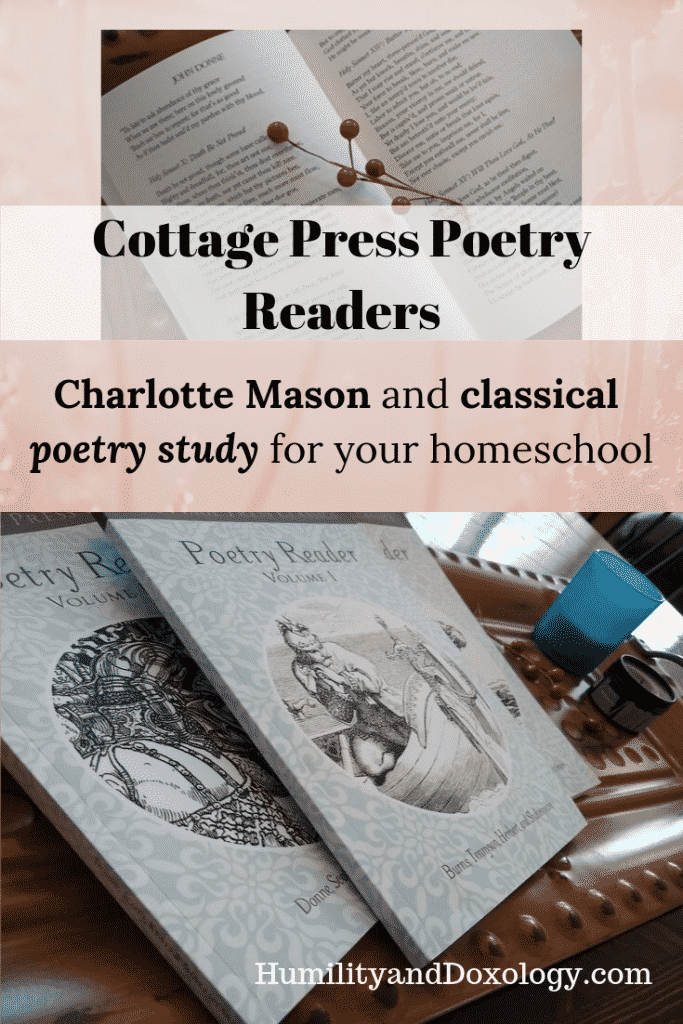 Cottage Press Poetry Reader review