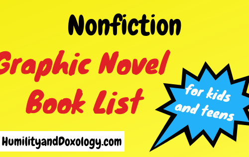 nonfiction graphic book list