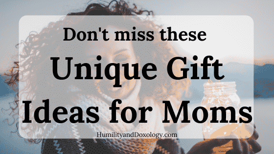 unique fun gift ideas for mom