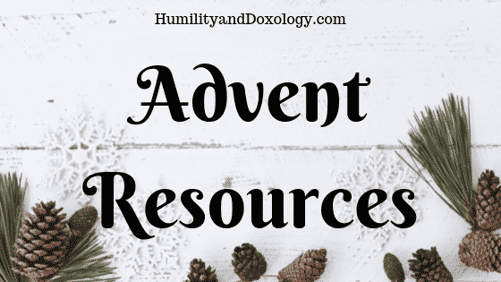 Advent Resources for Homeschool Families