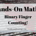 hands-on homeschool math binary