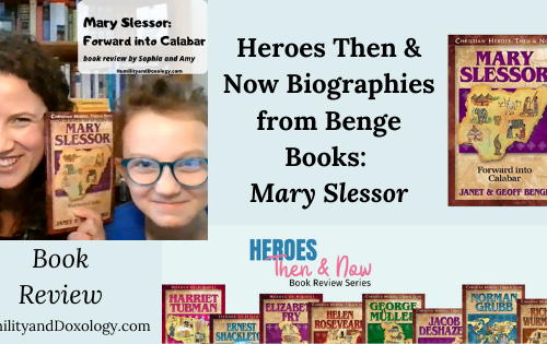 Mary Slessor Benge Book Review