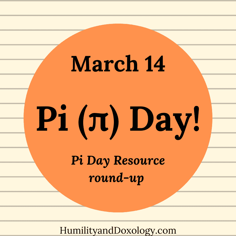 Pi Day Party Resources
