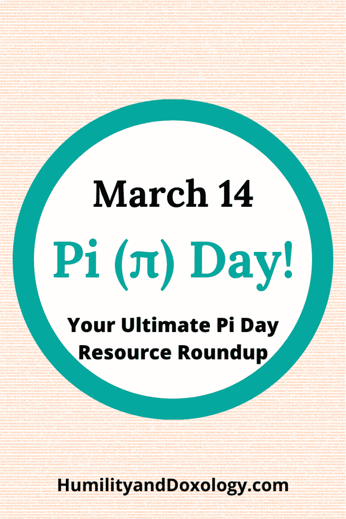 Pi Day Homeschool Resources