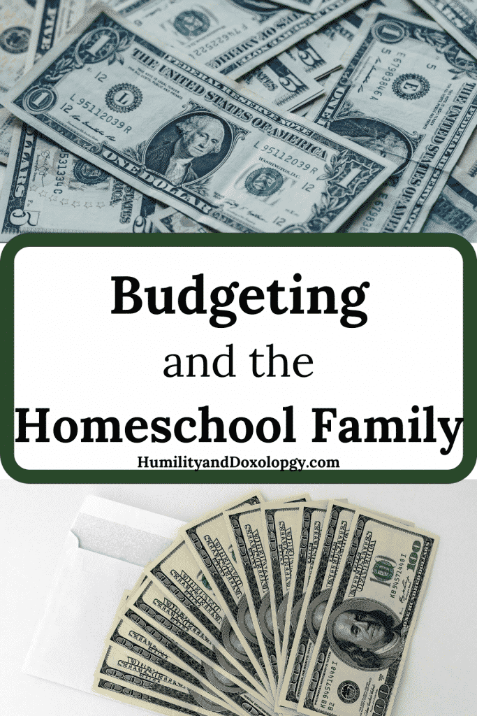 Money and Budgeting Help