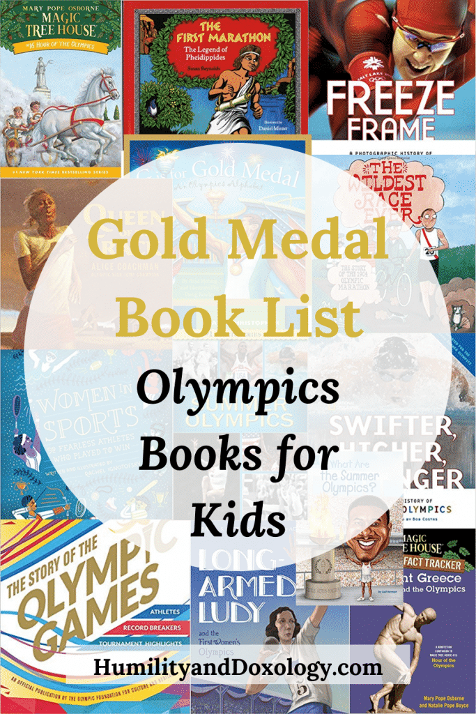 Olympics Books for Kids