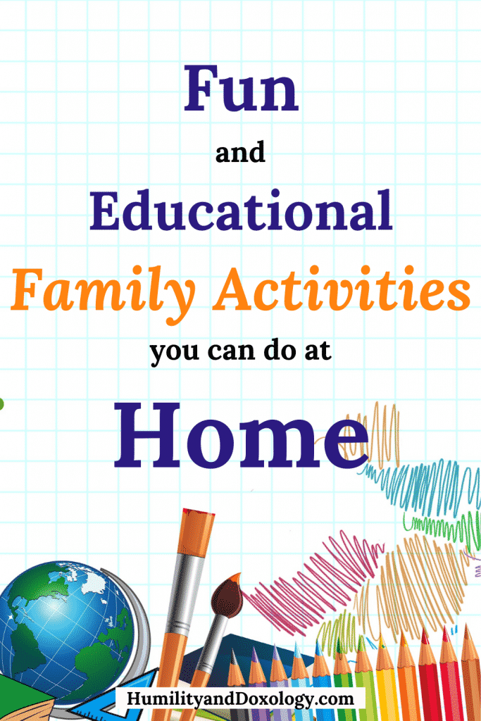 Fun and Educational Family Activities