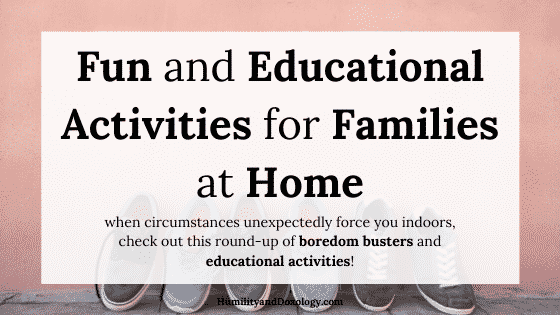 Inside Family Activities at Home