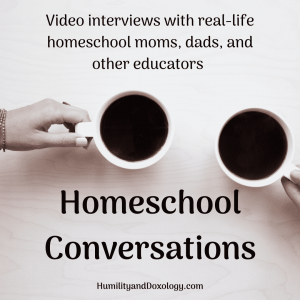 Homeschool Conversations Video Interviews