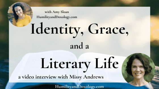 Missy Andrews Center for Lit My Divine Comedy interview