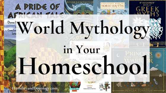 homeschool worth mythology