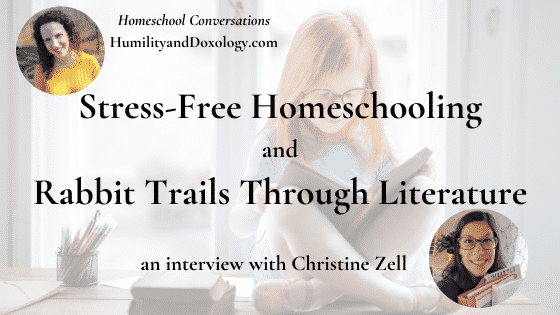 Christine Zell Homeschool interview