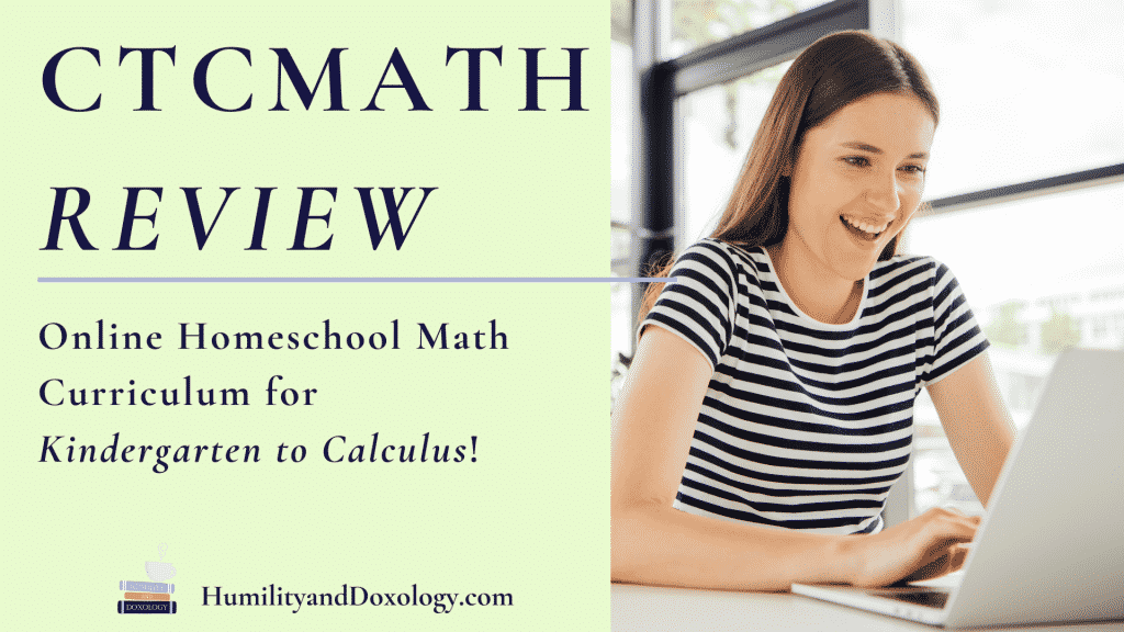 CTCMath curriculum review