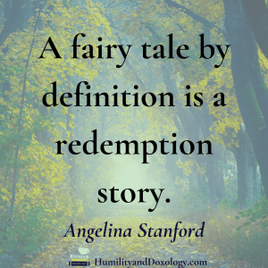 Angelina Stanford interview on fairy tales redemption story
