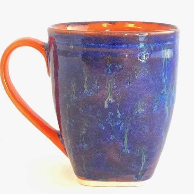 unique gift ideas for mom hand-painted pottery