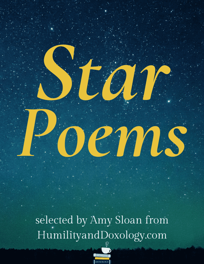 Star Poems free printable all the resources you'll need to explore ASTRONOMY in your homeschool! textbook-free science outer space resource round up