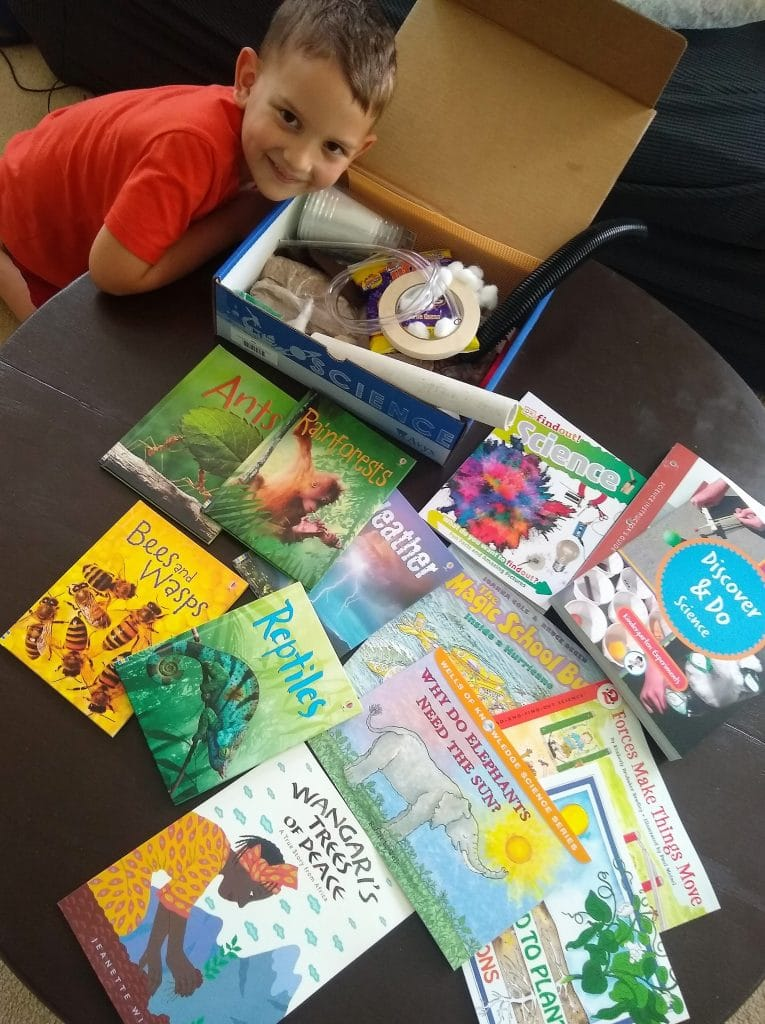 Sonlight Science K review Homeschool Curriculum Discover and Do