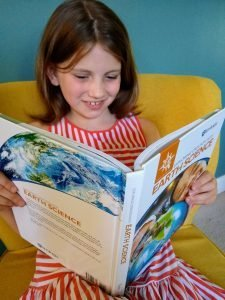 Apologia Exploring Creation Earth Science homeschool curriculum elementary review and giveaway