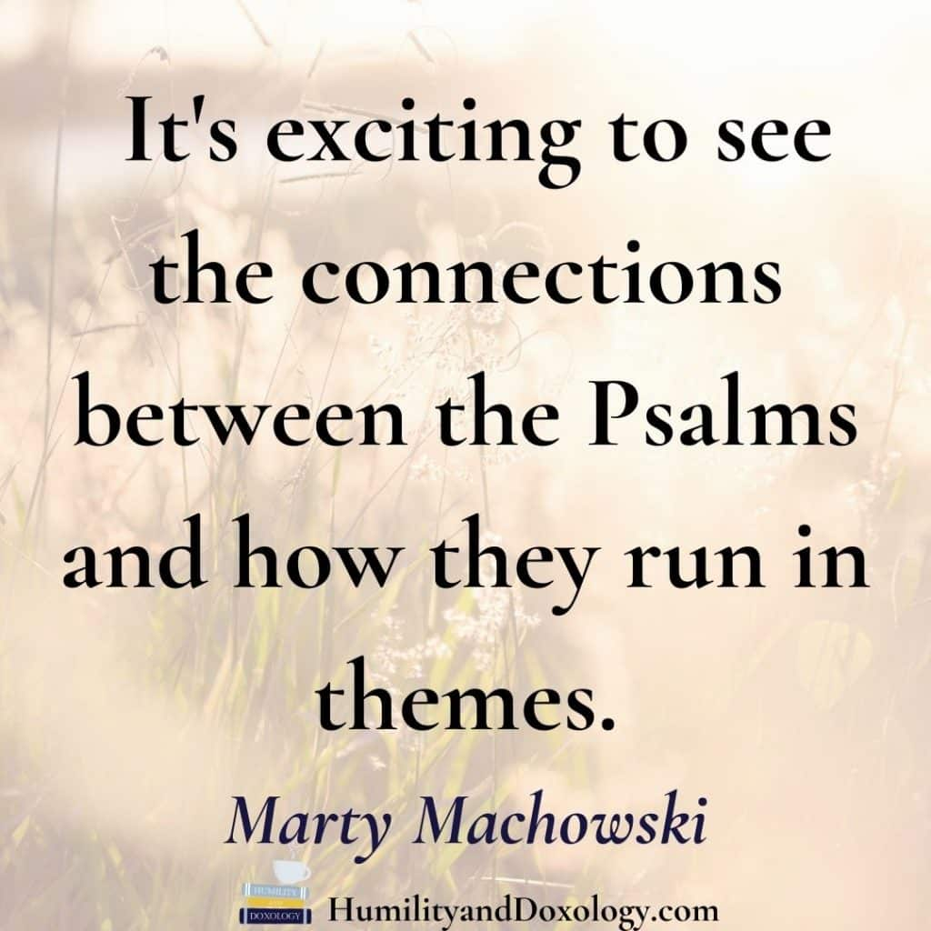 WonderFull: Ancient Psalms Ever New (interview with Marty Machowski) Psalms for children family devotions